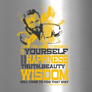 Happiness and Wisdom - Travel Mug