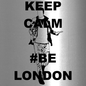 Keep Calm Be London - Travel Mug