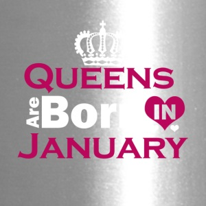Queens are Born in January - Travel Mug