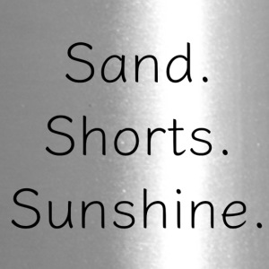 Sand Short Sunshine - Travel Mug