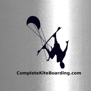 COMPLETE_KITE_BOARDING_kiter_b_and_w_gif - Travel Mug
