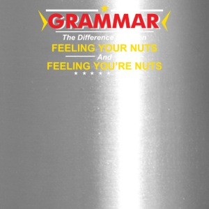 Grammar Nuts - Travel Mug