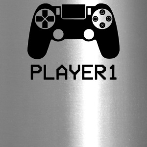 Player Stick - Travel Mug