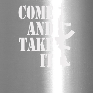 Come And Take It with AK47 - Travel Mug
