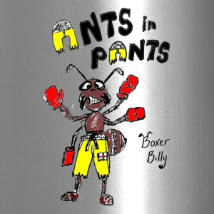 ants in pants - Travel Mug