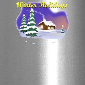 Christmas Scenes Winter Holidays - Travel Mug