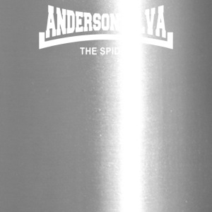 Anderson The Spider Silva Slogan - Travel Mug