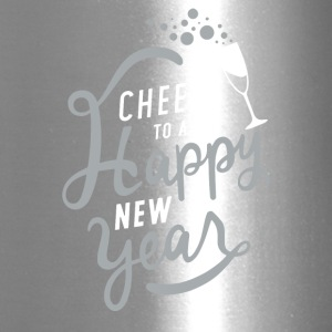 Cheers To A Happy New Year - Travel Mug