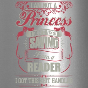 I Am A Reader - Travel Mug