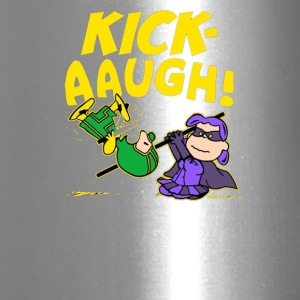 Kick Aaugh - Travel Mug