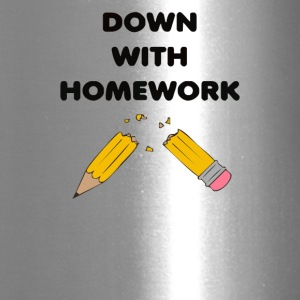 Broken homework - Travel Mug