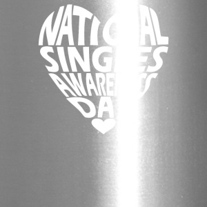 Happy Singles Awareness Day - Travel Mug