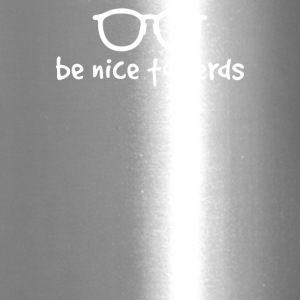 BE NICE TO NERDS - Travel Mug