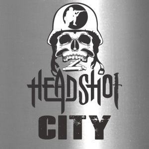 Headshot City - Travel Mug