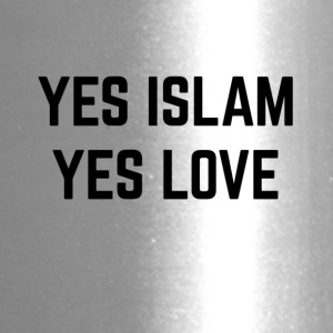 YES ISLAM YES LOVE - Travel Mug