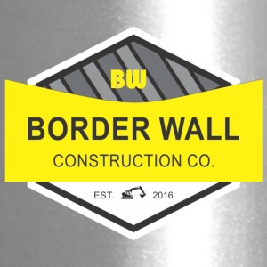 Border Wall Construction - Travel Mug