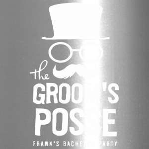 The Groom s Posse - Travel Mug