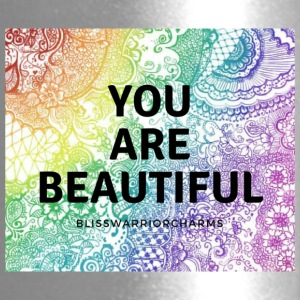 You are beautiful. - Travel Mug