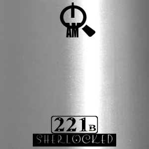 sherlocked - Travel Mug