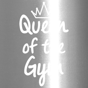 Queen of the Gym - Travel Mug