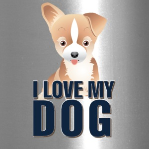 I love my dog 25 - Travel Mug