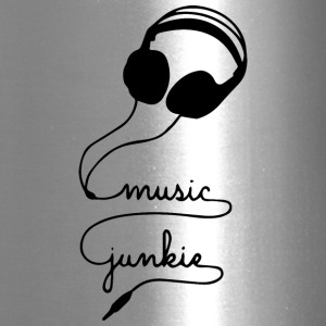 MUSIC JUNKIE - Travel Mug