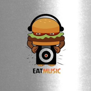 EAT MUSIC - Travel Mug