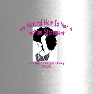 Natural Hair Lifestyle Accessories - Travel Mug