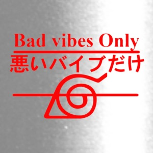 Bad Vibes Only - Travel Mug