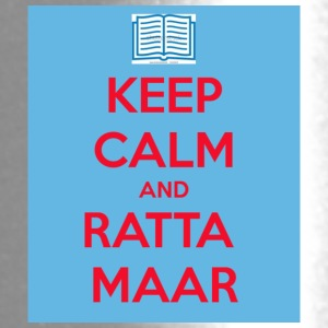 keep-calm-and-ratta-maar - Travel Mug