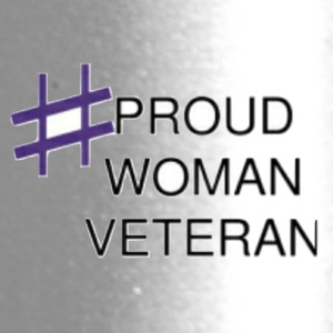 Proud Woman Vet - Travel Mug
