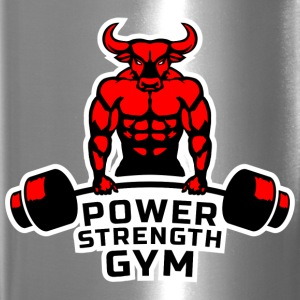 Gym Power Stength Orlando - Travel Mug