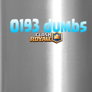 0193 dumbs Offical Shirt - Travel Mug