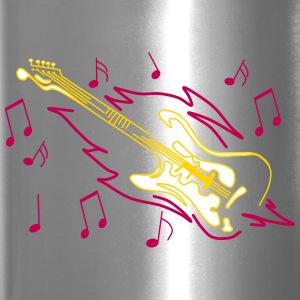 Guitar - Travel Mug