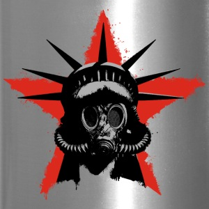 Toxic Liberty Gasmask - Travel Mug