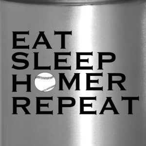 Eat Sleep Homer Repeat - Travel Mug