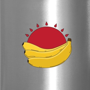 Banana Corp ~ Sunset - Travel Mug