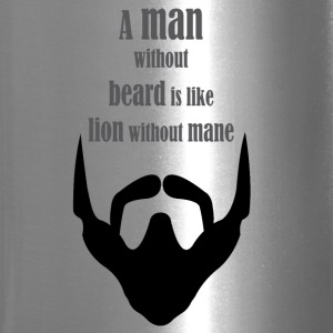 Beard Man - Travel Mug