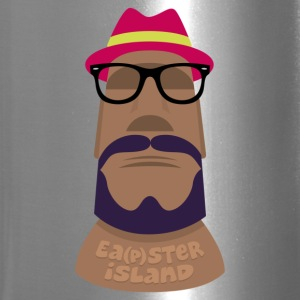 Easter Island, Eapster Island, No one is safe - Travel Mug