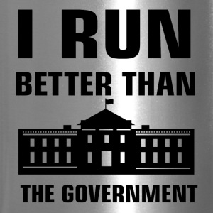 Run better than the Government - Travel Mug