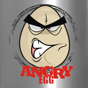 ANGRY EGG - Travel Mug