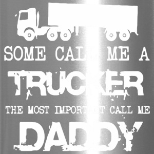 TRUCKER DADDY - Travel Mug