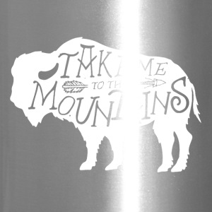 Take Me To The Mountains - Travel Mug