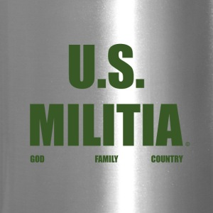 US MILITIA - Travel Mug