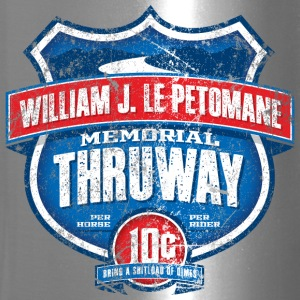 William J LePetomane Memorial Thruway - Travel Mug
