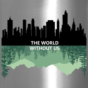 THE WORLD WITHOUT US - Travel Mug