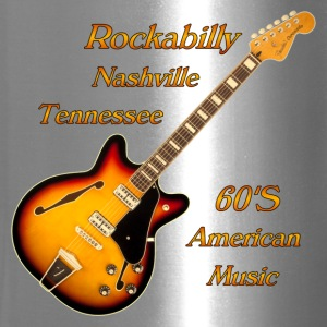Rockabilly nashville tennessee - Travel Mug