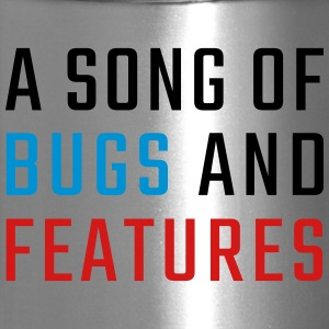 A Song of Bugs and Features - Travel Mug