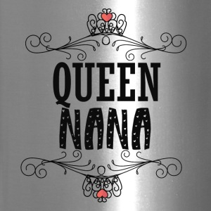 Queen Nana, Grandma Tee - Travel Mug