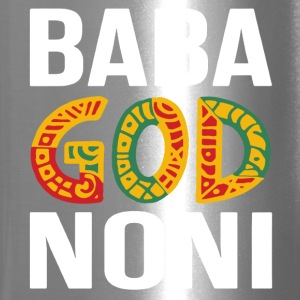 Baba God Noni Shirt - Travel Mug